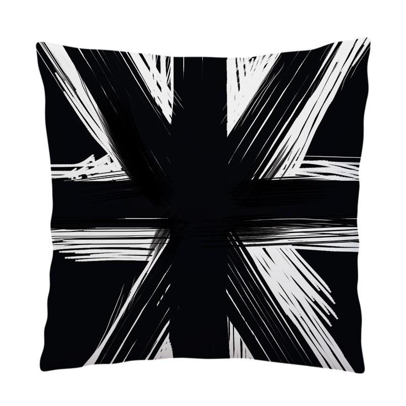 Perna decorativa - Black UK Flag