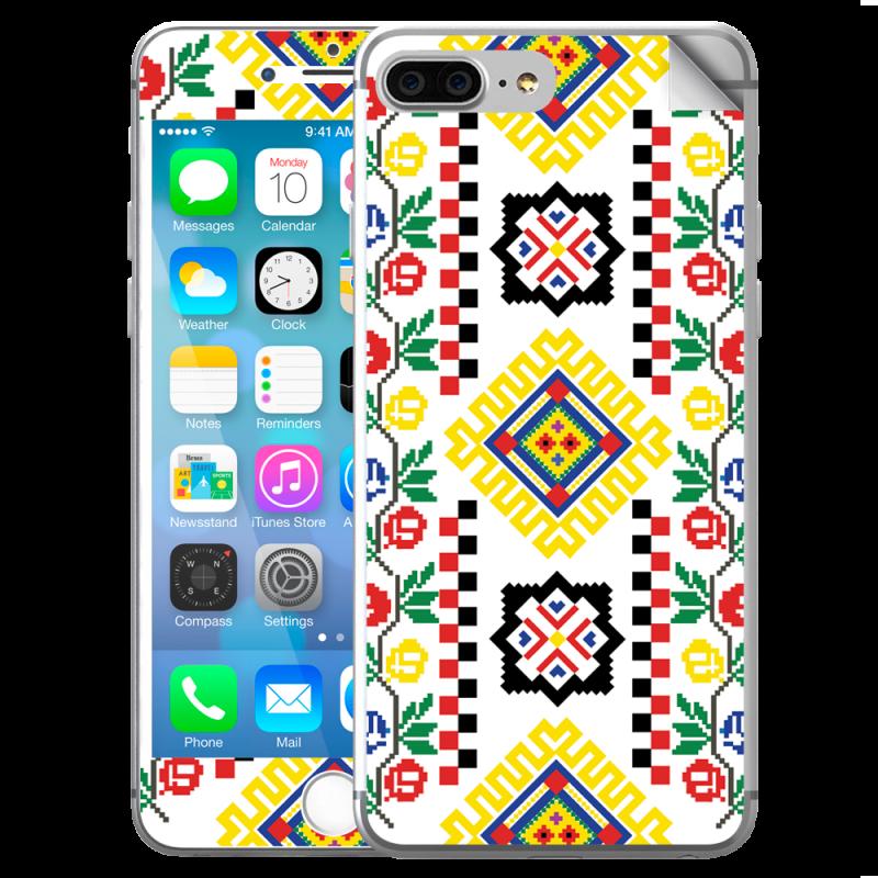 Port Traditional - iPhone 7 Plus / iPhone 8 Plus Skin