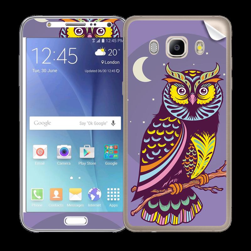 Purple Nights - Samsung Galaxy J5 Skin