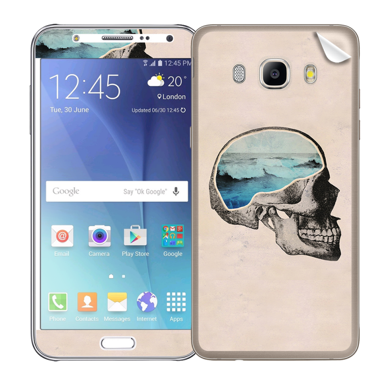 Waves in Your Head - Samsung Galaxy J5 Skin