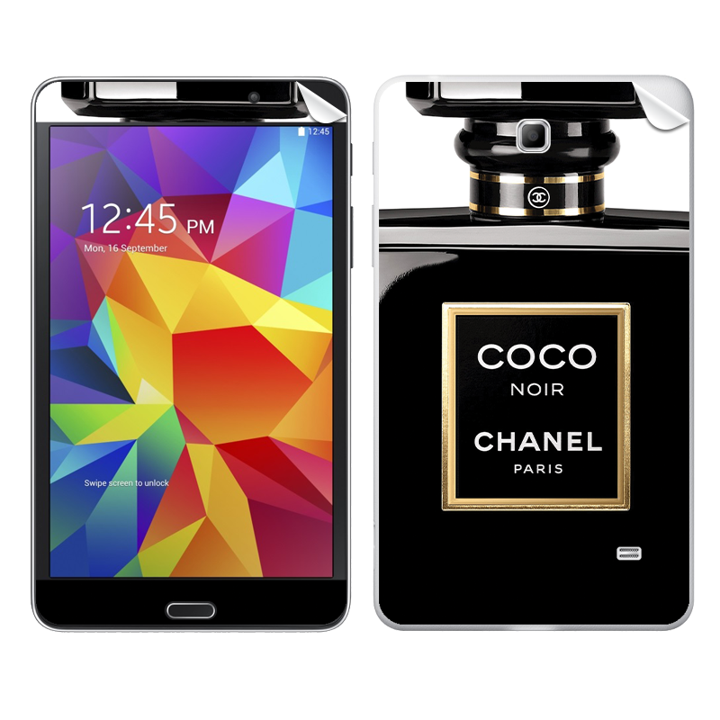 Coco Noir Perfume - Samsung Galaxy Tab Skin