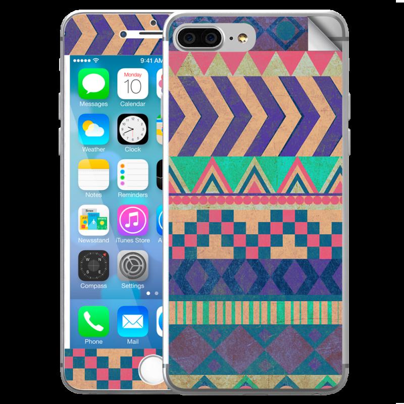 Tribal Pastel - iPhone 7 Plus Skin