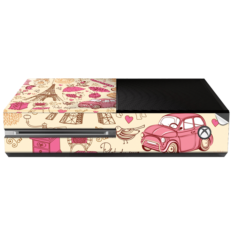 France - Xbox One Consola Skin