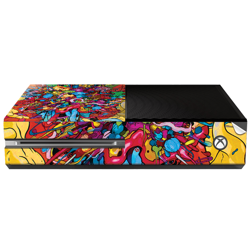 Surprise - Xbox One Consola Skin