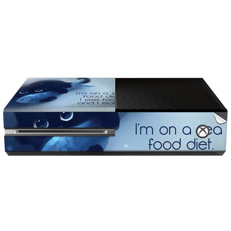 Sea Food - Xbox One Consola Skin