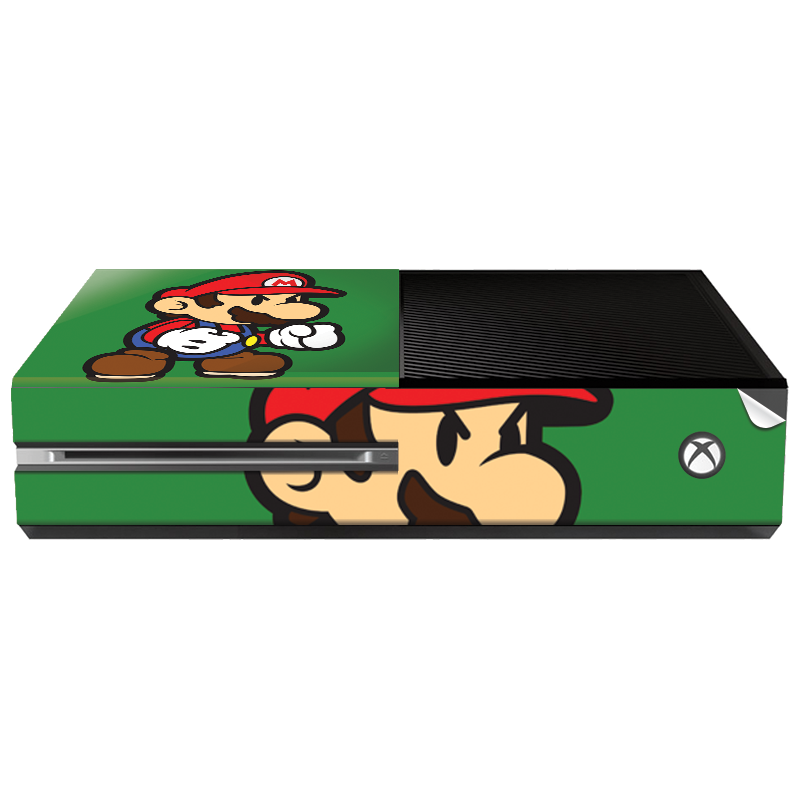 Mario One - Xbox One Consola Skin