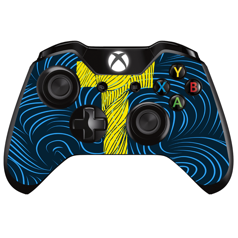 T is for Tasty - Xbox One Controller Skin