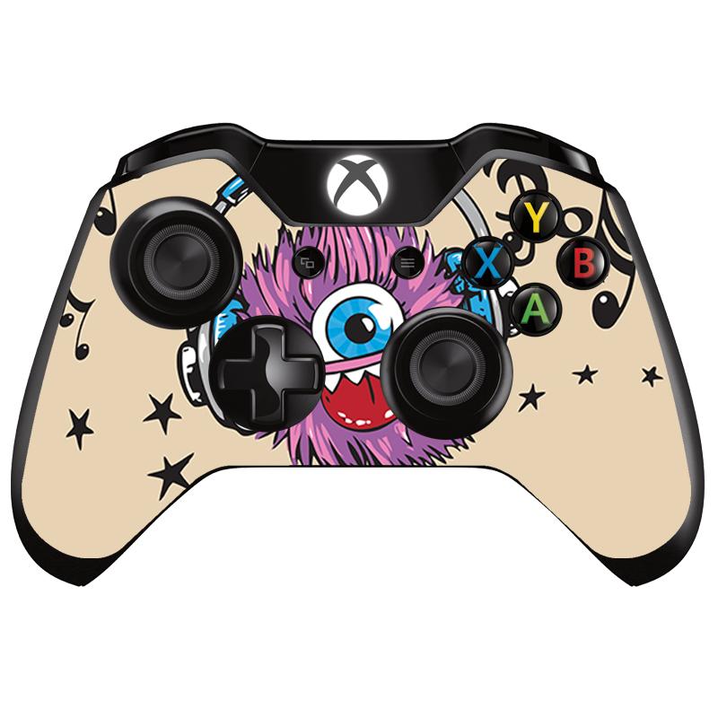 Fluffy Headphones - Xbox One Controller Skin