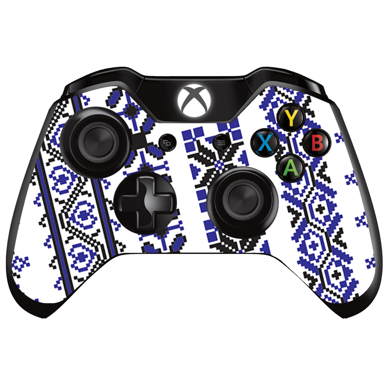 Ie Albastra - Xbox One Controller Skin