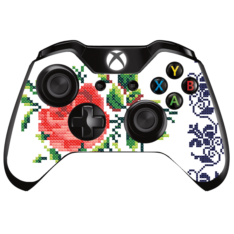 Red Rose - Xbox One Controller Skin