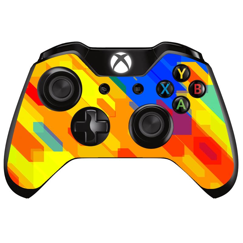 Ruby Slide - Xbox One Controller Skin