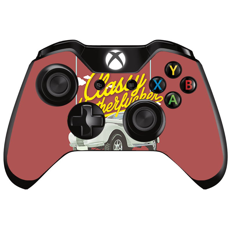 Classy Motherfucker - Xbox One Controller Skin