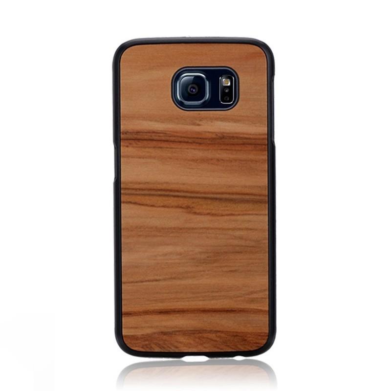 carcasa lemn samsung s6