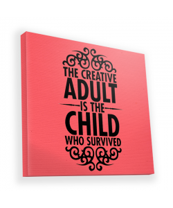 Creative Child - Canvas Art 45x45