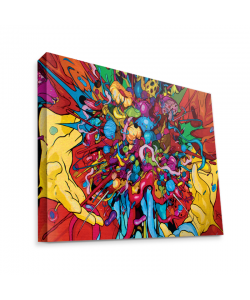 Surprise - Canvas Art 75x60