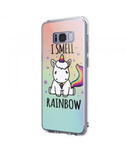 I Can Smell Rainbow - Samsung Galaxy S8 Carcasa Premium Silicon