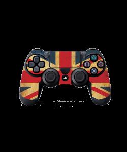 UK - PS4 Dualshock Controller Skin