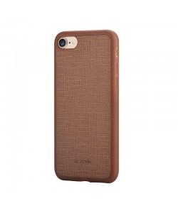 Devia Jelly Wine Red - iPhone 7 / iPhone 8 Carcasa TPU Ultraslim (flexibil)