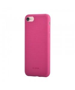 Devia Jelly Rose Red - iPhone 7 / iPhone 8 Carcasa TPU Ultraslim (flexibil)
