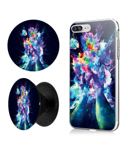 Combo Popsocket Explosive Thoughts