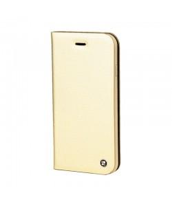 Just Must Award Skin Gold - iPhone 7 / iPhone 8 Husa Book (ultraslim si inchidere magnetica)