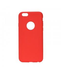 Procell Silky - iPhone 6/6S Carcasa Silicon Rosu
