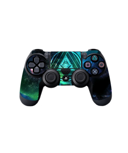 Triangle Galaxy 2 - PS4 Dualshock Controller Skin