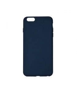 Procell Silky - iPhone 6 Plus Carcasa Silicon Albastru Inchis