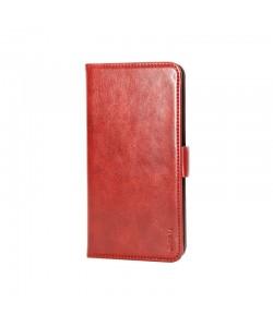 Devia Magic 2 in 1 Red - iPhone 7 Plus / iPhone 8 Plus Husa Book Rosie (Carcasa magnetica detasabila)