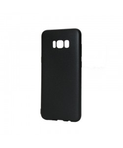 Just Must Candy Black - Samsung Galaxy S8 Plus Carcasa Silicon