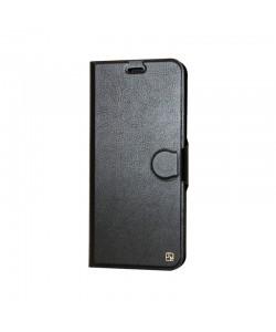 Just Must Book Slim I Black - Samsung Galaxy S8 Plus Husa Book (carcasa ultraslim flexibila)