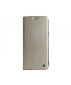Just Must Book Award Skin Gold - Samsung Galaxy S8 Plus Husa Book (ultraslim si inchidere magnetica)