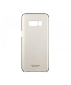 Samsung Clear Cover Gold - Samsung Galaxy S8 Carcasa Plastic