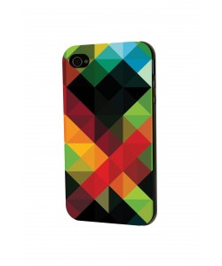 Half Shades - iPhone 4 / 4S Skin