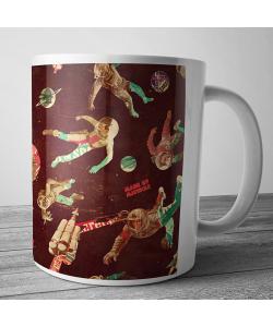 Cana personalizata - Astronauts