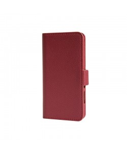 Just Must Car Wallet Red - Huawei P10 Lite Husa Book (carcasa interior detasabila)