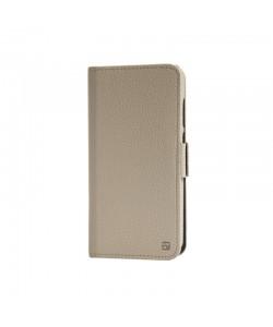 Just Must Car Wallet Beige - Huawei P10 Lite Husa Book (carcasa interior detasabila)