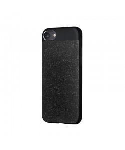Devia Racy Black - iPhone 7 / iPhone 8 Carcasa PC