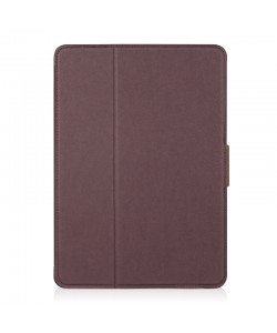 Husa iPad Air Macally Bookstand Violet