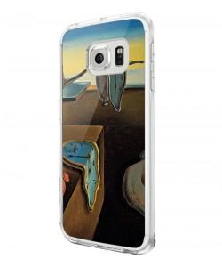 Salvador Dali - The Persistence of Memory - Samsung Galaxy S6 Carcasa Silicon