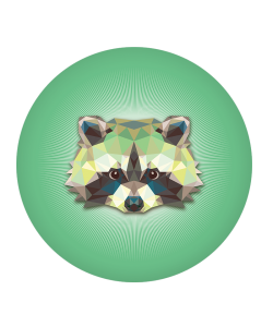 Popsocket Raccoon, Accesoriu telefon