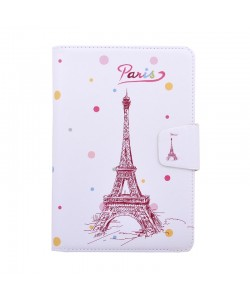 "Husa Flip Tableta 8"" (inch) Lemontti Paris"