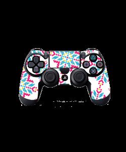 Roz si Bleu - PS4 Dualshock Controller Skin