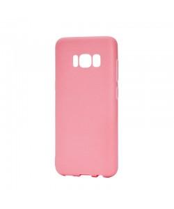 Procell Silky - Samsung Galaxy S8 Carcasa Silicon Roz
