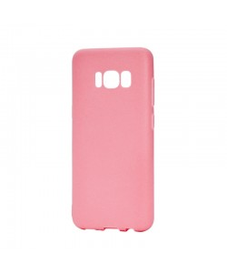 Procell Silky - Samsung Galaxy S8 Plus Carcasa Silicon Roz