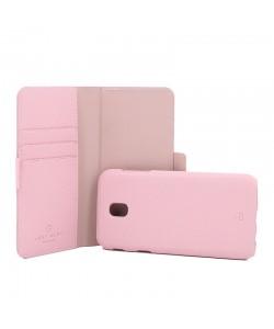 Just Must Car Wallet Pink - Samsung Galaxy J5 (2017) Husa Book Roz