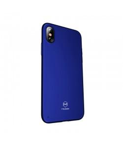 Mcdodo Super Vision Grip - iPhone X Carcasa Albastra PC