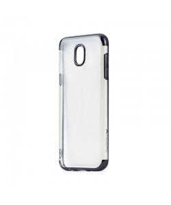 Meleovo Flash Soft II Black - Samsung Galaxy J5 (2017) Carcasa Silicon