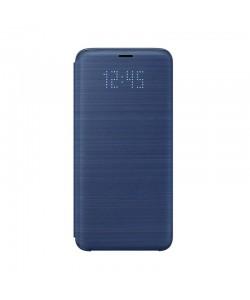 Samsung Led View Blue - Samsung Galaxy S9 Husa Book Originala
