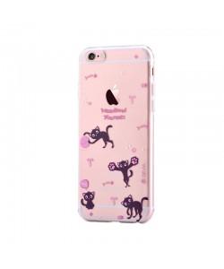Devia Vango Alan Cat - iPhone 6/6S Carcasa Silicon